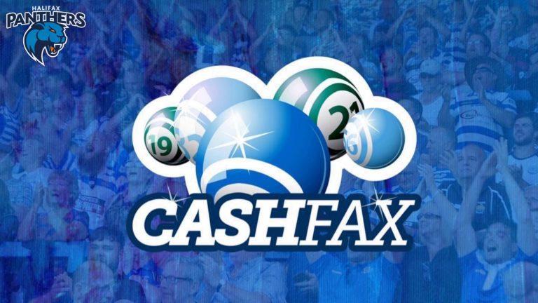 CASHFAX   WEEKLY WINNERS