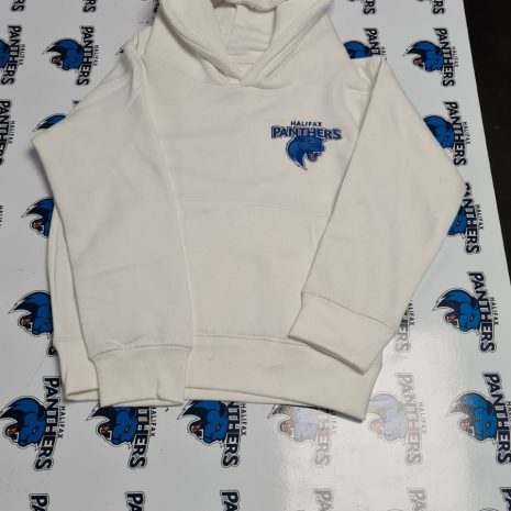 White halifax panther kids logo
