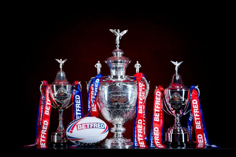 BETFRED UP FOR THE CUPS