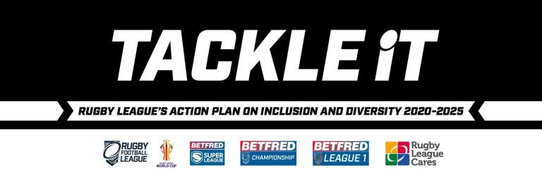 PANTHERS SUPPORT TACKLE IT