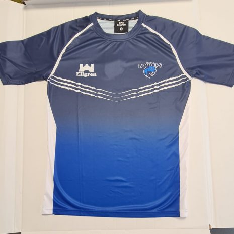 Halifax Panthers Tee Front
