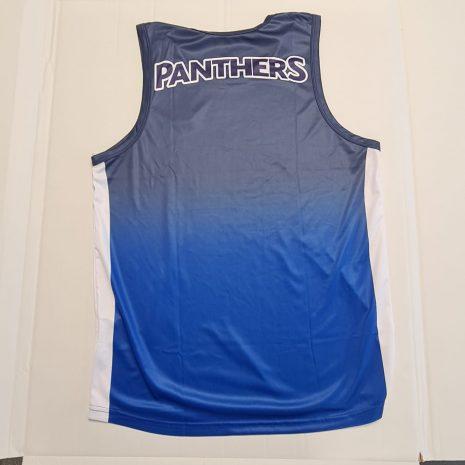 Halifax Panthers Vest Rear