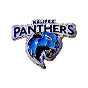 Halifax Panthers Pin Badge
