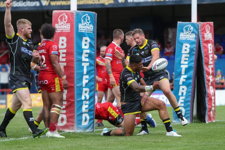 [VIDEOS] Sheffield Eagles Vs Halifax Panthers